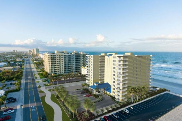 New Oceanfront Daytona Beach Shores!