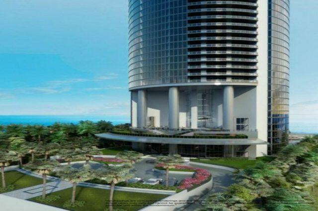 Porsche Design Tower!