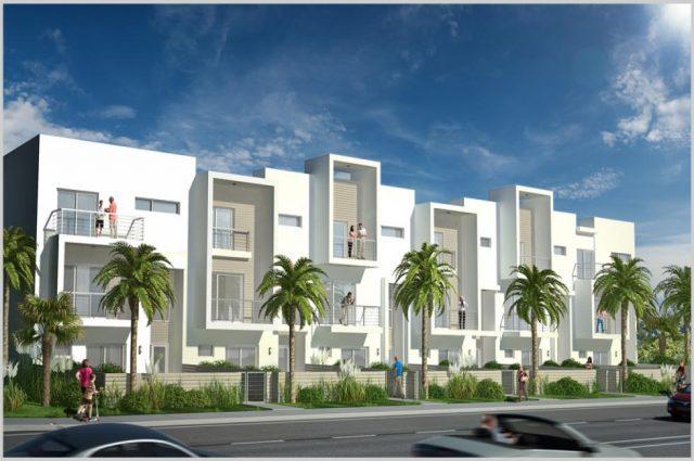 Beach-Area Town Homes!