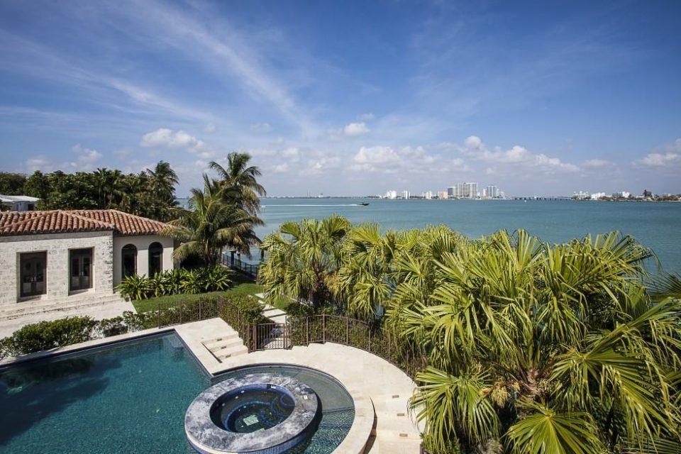 Matt Damon's Miami Beach Home!