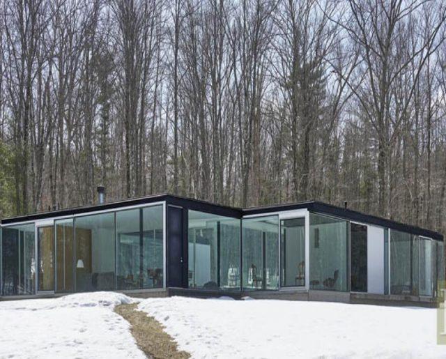 Gefter-Press Glass House!