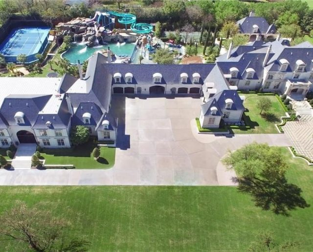 Dallas's $32 Million Mansion!