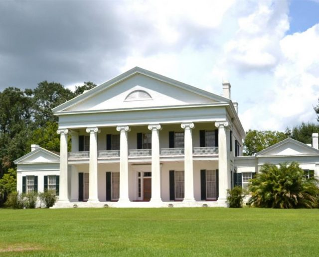 Louisiana's Historic Madewood Plantation!