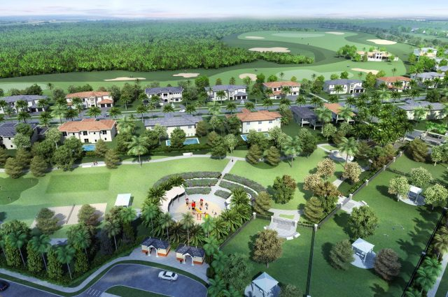 Estate Golf Homes On Jack Nicklaus Course!