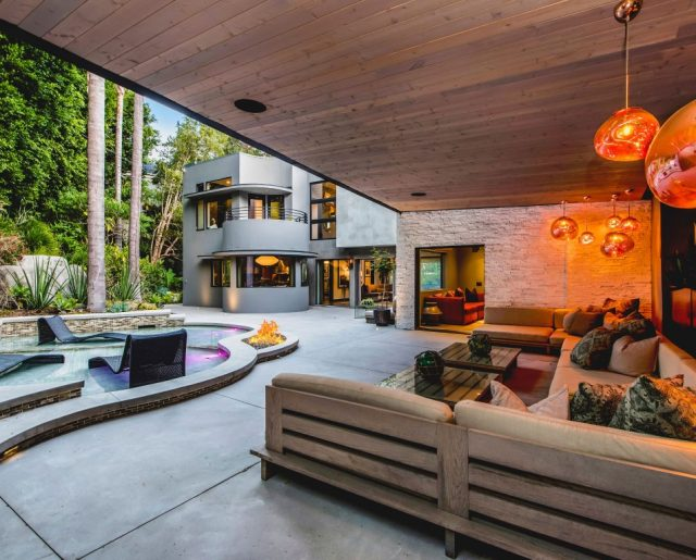 Adam Lambert's Hot Hollywood Hills Pad!