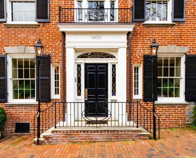 JFK's Beautiful Georgetown Home!