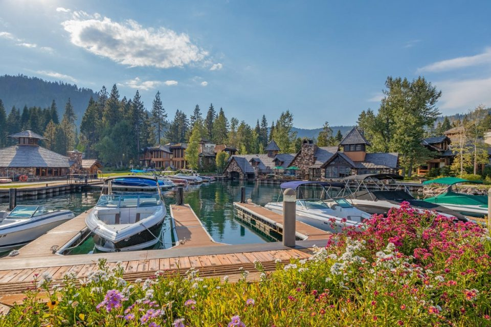 The Godfather Part II Lake Compound Home For Sale!