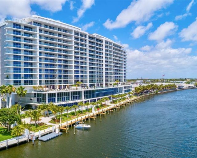 Fort Lauderdale Waterfront – New from $900s!