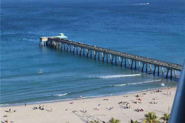 On the Ocean from $300s –  Deerfield Beach