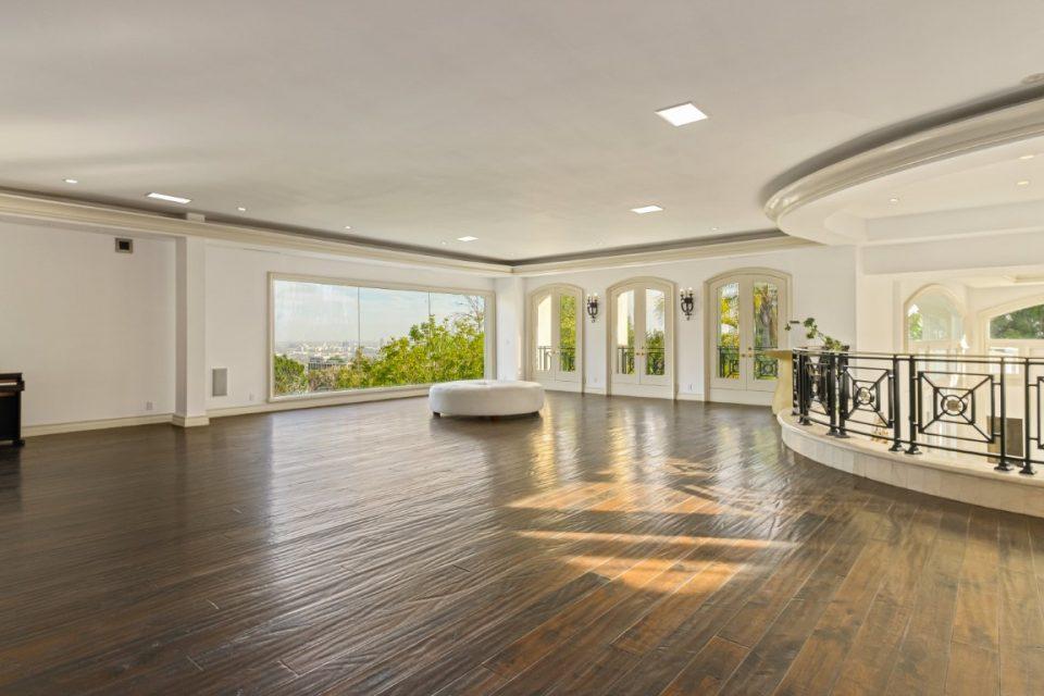 large interior living space inside princes mansion