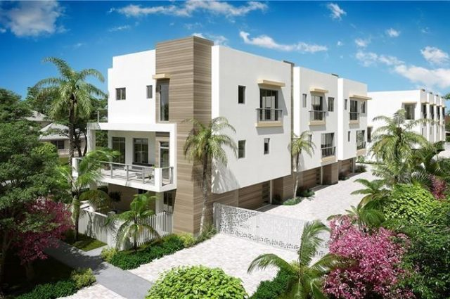 New Fort Lauderdale Townhomes!
