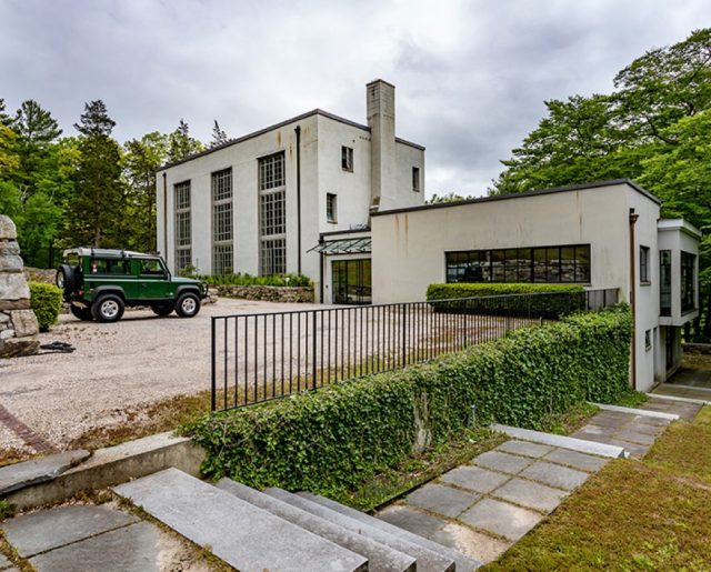 Connecticut's Historic History of Modern Homes!
