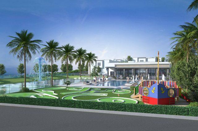 Pre-Construction Resort Near Disney World!