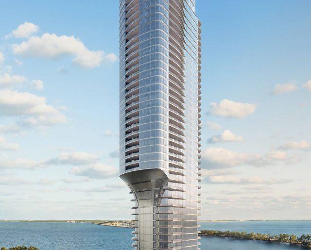 Stunning Views of Miami's Biscayne Bay!