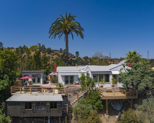 Corbin Bernsen's Storied Laurel Canyon Home!