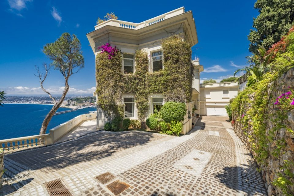 Sean Connery's South-of-France Villa