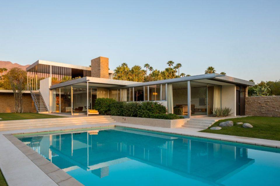 Palm Springs' Historic Desert House For Sale!
