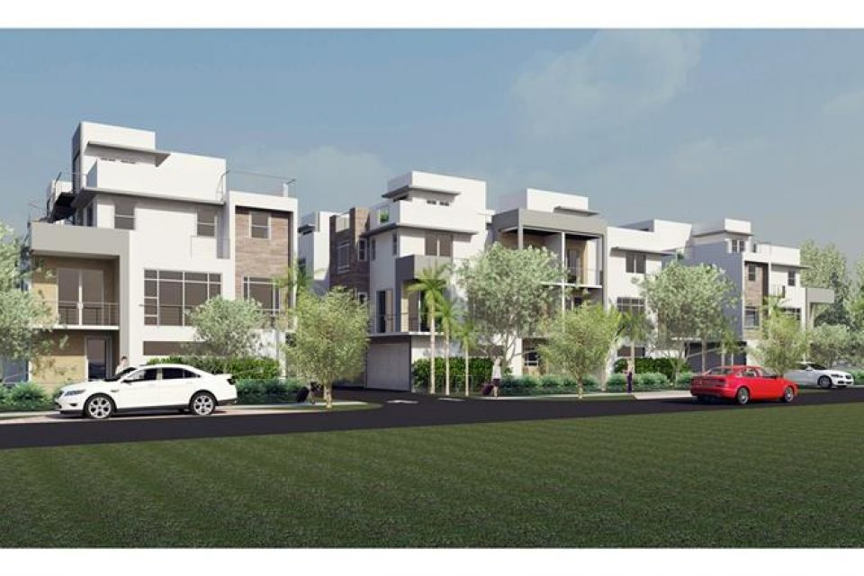 Townhomes Holiday Park 2