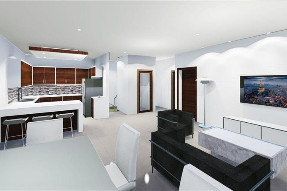 Townhomes Holiday Park 4