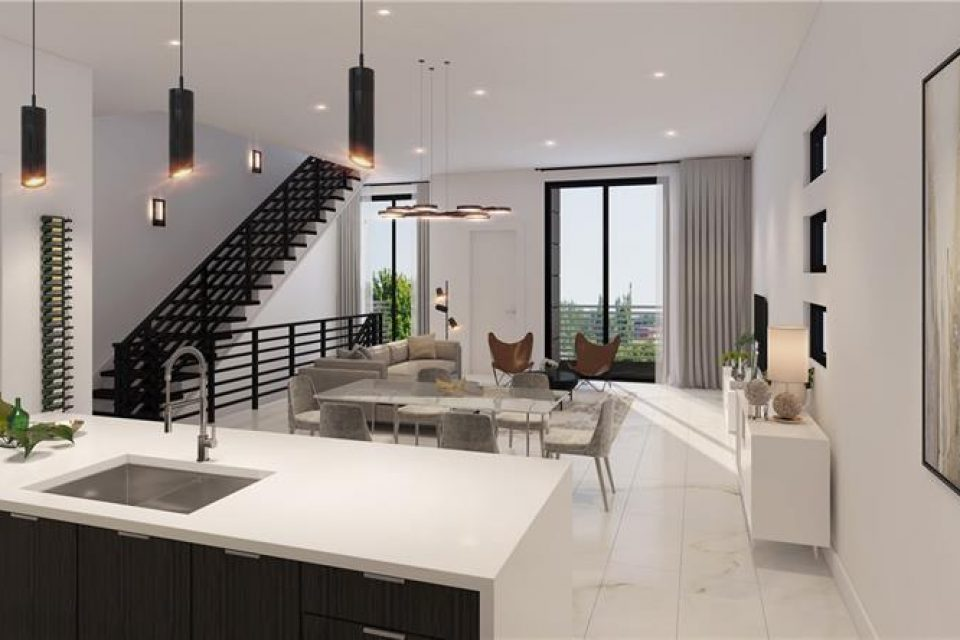 Townhomes Lineo 6