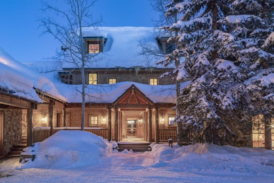 Tom Cruise's Colorado Mountain Ranch Is For Sale!