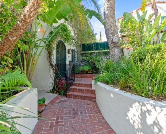 The Wicked Witch of the West – Her Charming L.A. Villa!