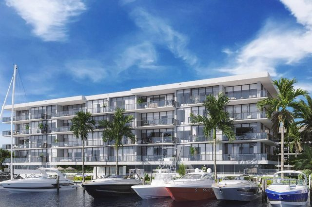 Las Olas Waterfront Residences & Boat Slips!