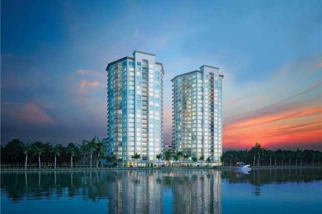 Two Bedrooms Waterfront from $500s!