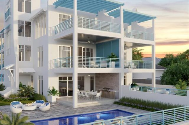 Own A Villa by the Sea!