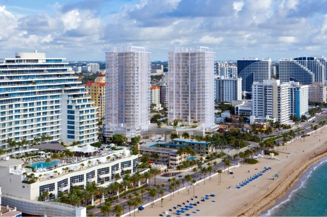Pre-Construction at Fort Lauderdale Beach!