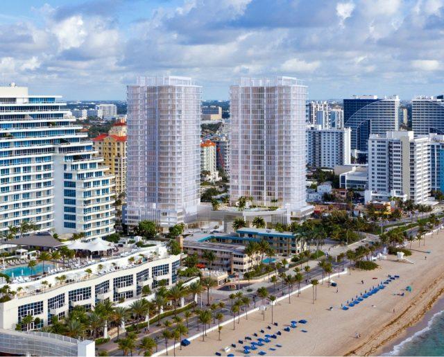 Fort Lauderdale Oceanfront Pre-Construction!