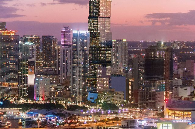 Waldorf Astoria Miami Pre-Construction!