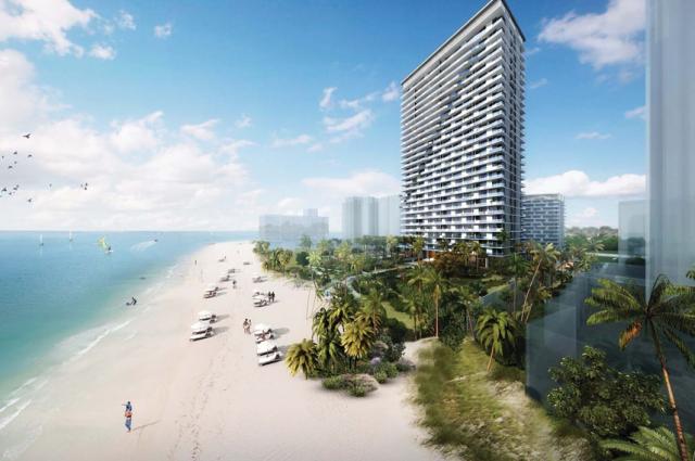 Ritz Carlton Pompano Beach Oceanfront!