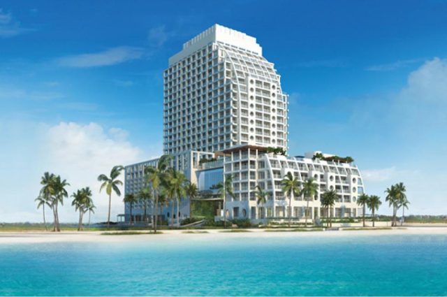 Conrad Hilton Oceanfront from $400s!